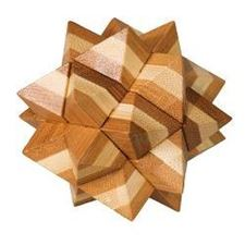 iq-test--wooden-star-bamboo-puzzle-