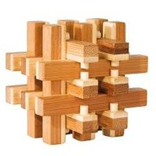 """iq-test""-wooden-bamboo-puzzle-locked"