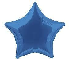 1--50-cm-star-foil-balloon-packaged---royal-blue