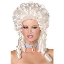 baroque-white-wig/-shoulder-length-with-ringlet