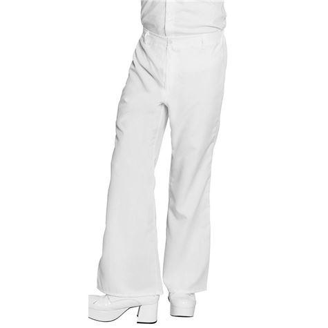 299de619 Slengbukse, hvit. Str.M/L - Rubens